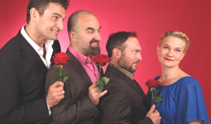 """""""Bombastisch Romantisch"""": Improvisationstheater """"Springmaus"""" in Gummersbach"""