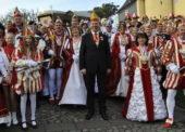20. Tollitätentreffen in Schloss Homburg