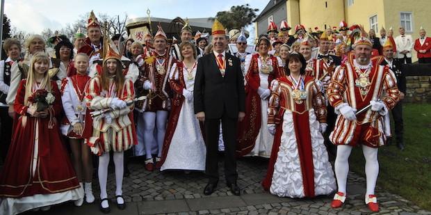 Photo of 20. Tollitätentreffen in Schloss Homburg