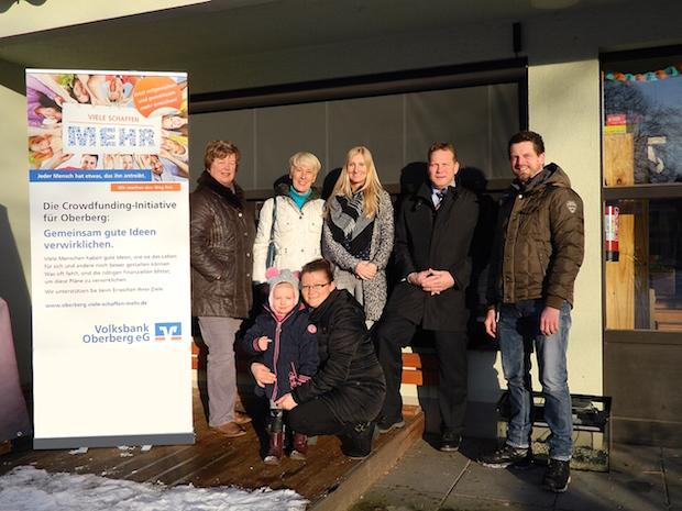 Photo of Projekt zugunsten des Kindergarten St. Antonius Denklingen erfolgreich abgeschlossen
