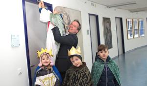 Gummersbach: Junge Segensboten besuchten die Kreisverwaltung