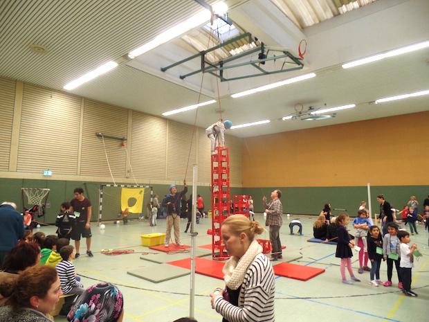 """Photo of """"Der größte überdachte Spielplatz"""" in der Sporthalle Hackenberg"""