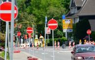 Gummersbach: Bauarbeiten in Niederseßmar