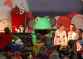 Maus und Tigerente rockten die Kindersitzung der KG Rot-Weiß Denklingen