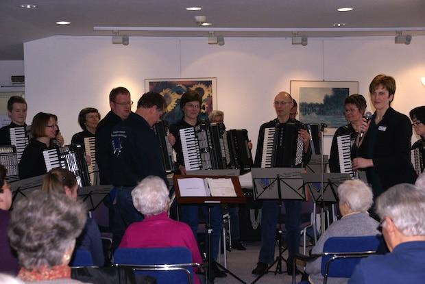 Photo of Flotte Töne im Seniorenzentrum Bethel Wiehl