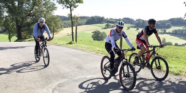 Photo of Reichshof: Terminhinweis – Geführte Wanderungen und Radtouren im April