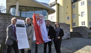 """""""Gut Dinge will Weile haben"""" – Projekte im Schloss Homburg auf der Zielgeraden"""