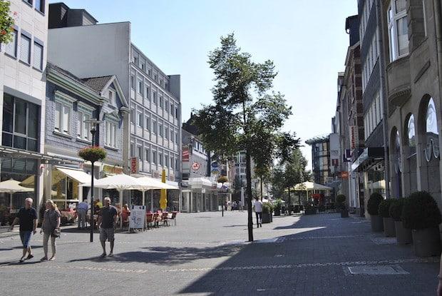 Photo of Gummersbach: Verwaltungsvorstand vor Ort Lieberhausen