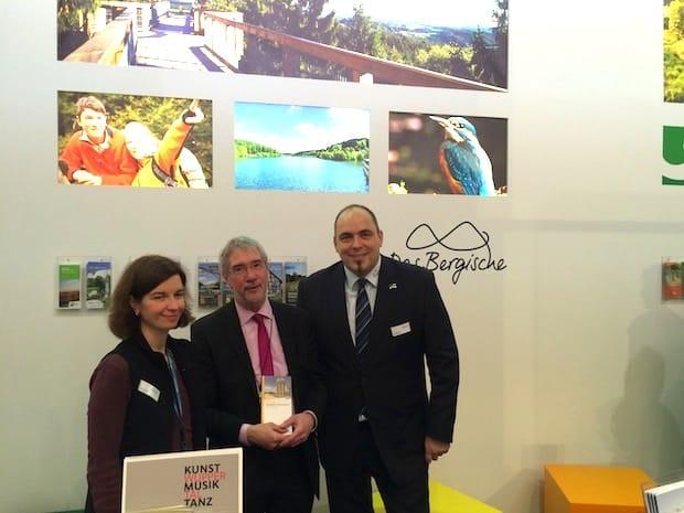 Photo of Das Bergische Land präsentiert sich auf der ITB in Berlin