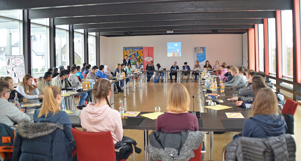 Photo of Nümbrecht:  Vorlesen verbindet die Kulturen