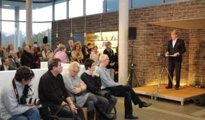 Nümbrecht: Sonderausstellung voller Fliegen auf Schloss Homburg eröffnet
