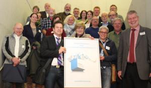 Leader-Region Oberberg: Vorstand und Entscheidungsgremium gewählt
