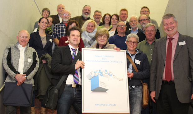 Photo of Leader-Region Oberberg: Vorstand und Entscheidungsgremium gewählt