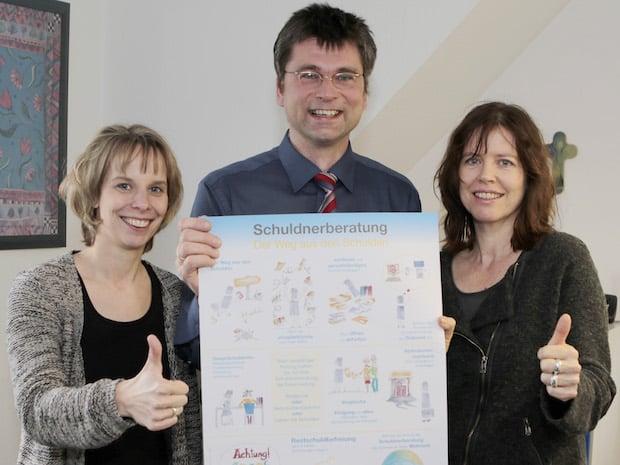 Photo of Waldbröl: Neue Leiterin der Schuldnerberatung