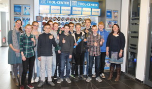 Marienheide: Schnupper-Praxistag für Schüler des EvB bei Rüggeberg