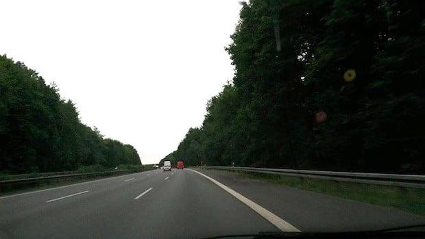 Bild von Nach Unfall auf der Autobahn geflüchtet – vergeblich