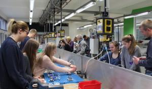 BPW Wiehl bietet Schülerinnen und Schülern Einblicke in die Arbeitswelt