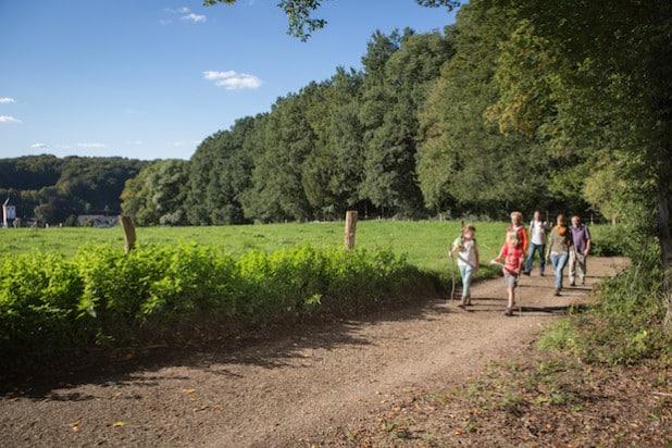 Wanderer in Odenthal (Foto: Cora Berndt-Stühmer)