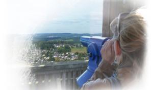 Nümbrecht: Offizielle Eröffnung des Aussichtsturms