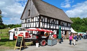 Lindlar: Die offene Holzwerkstatt im Freilichtmuseum