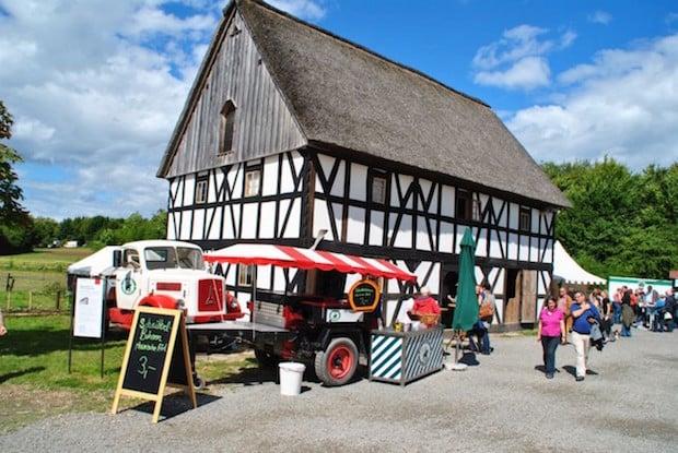 Photo of Lindlar: Die offene Holzwerkstatt im Freilichtmuseum