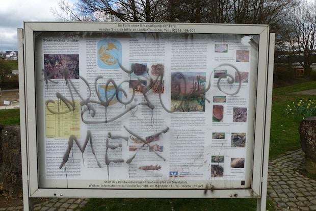 Photo of Lindlar: Schlimme Beispiele von Vandalismus
