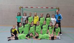 Gesamtschule Marienheide erreicht 2. Platz bei Handballkreismeisterschaften