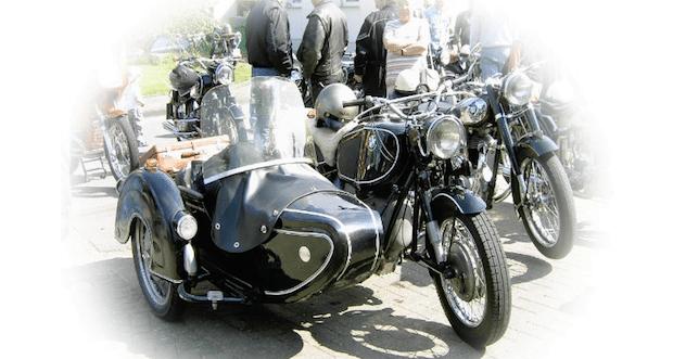 Photo of Nümbrecht: 15. Motorrad-Oldtimer-Treffen in Prombach