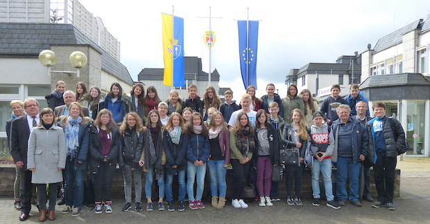 Photo of Gummersbach: Schüleraustausch mit La Roche-sur-Yon