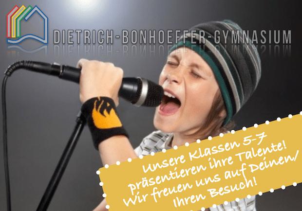 Photo of Talenttag am Dietrich-Bonhoeffer-Gymnasium Wiehl