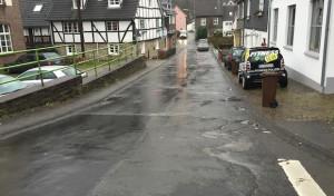 Baumaßnahmen: Die Kreisstraße 47 in Engelskirchen-Ründeroth wird saniert
