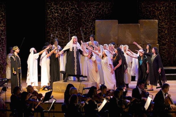 Photo of Ticketverlosung: Klassik Open Air – Nabucco in Gummersbach