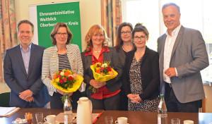 Neue Weitblick-Lotsinnen fördern Waldbröler Ehrenamt