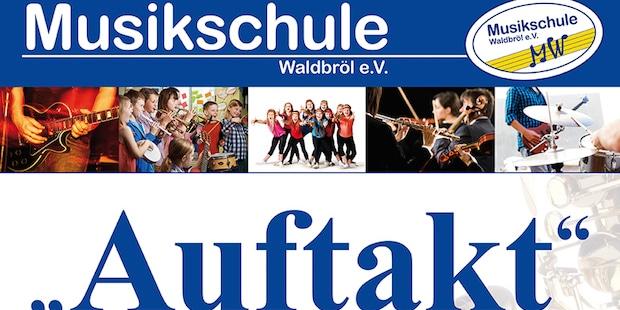 """Photo of """"Auftakt""""- Konzert der Musikschule Waldbröl e.V."""
