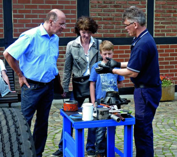 Auch in diesem Jahr beteiligt sich das BPW Museum Achse, Rad und Wagen am Internationalen Museumstag (Quelle: BPW Bergische Achsen KG)