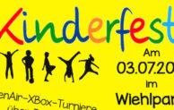 Wiehl: Spiel & Spaß bei Kinderfest zu Ferienbeginn