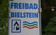 Freibad Bielstein wieder geöffnet!