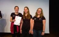 Wiehl: Schülerinnen des DBG erfolgreich beim Roboter-Fußball