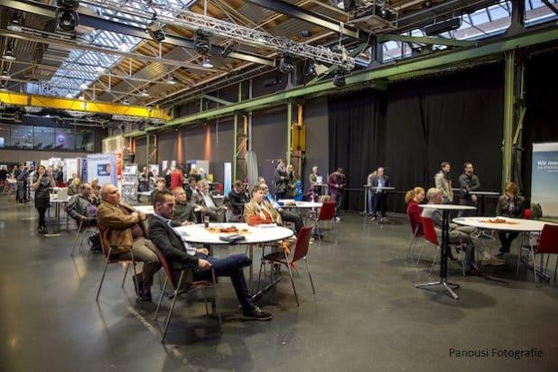 nteressante Vorträge zu verschiedenen Themen gibt es auf der 15. Gründungsmesse Oberberg. (Foto: Panousi-Fotografie)