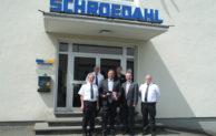 """Firma Schrödahl wird erster """"Partner der Feuerwehr"""" in Reichshof"""