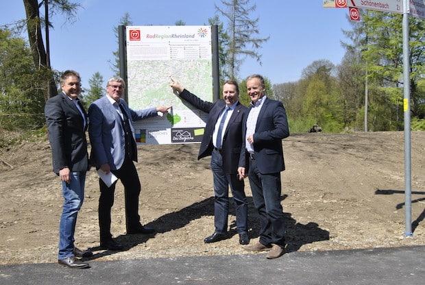 Photo of Lückenschluss! Panarbora-Radweg in Waldbröl eröffnet