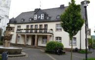Rathaus Wiehl geschlossen