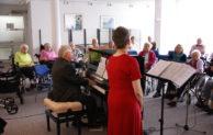 Balladen und Co im Seniorenzentrum Bethel Wiehl
