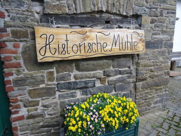 Historische Mühle (Quelle: Kurverwaltung Reichshof)