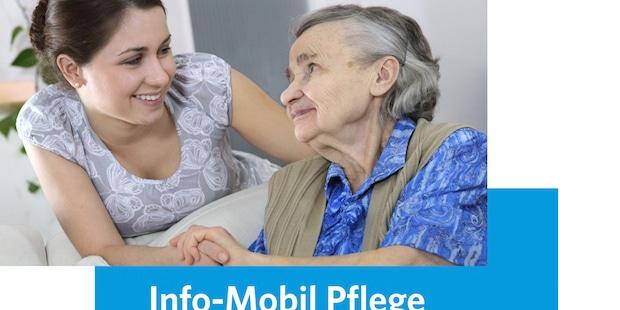 """Photo of Das """"Info-Mobil Pflege"""" macht Halt in Wiehl"""