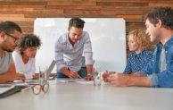 90 Prozent der Arbeitnehmer ziehen persönliche Meetings der Videokonferenz vor