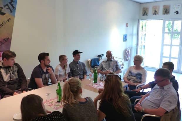 Photo of Bergneustadt: CDU besucht politisch interessierte Jugendliche