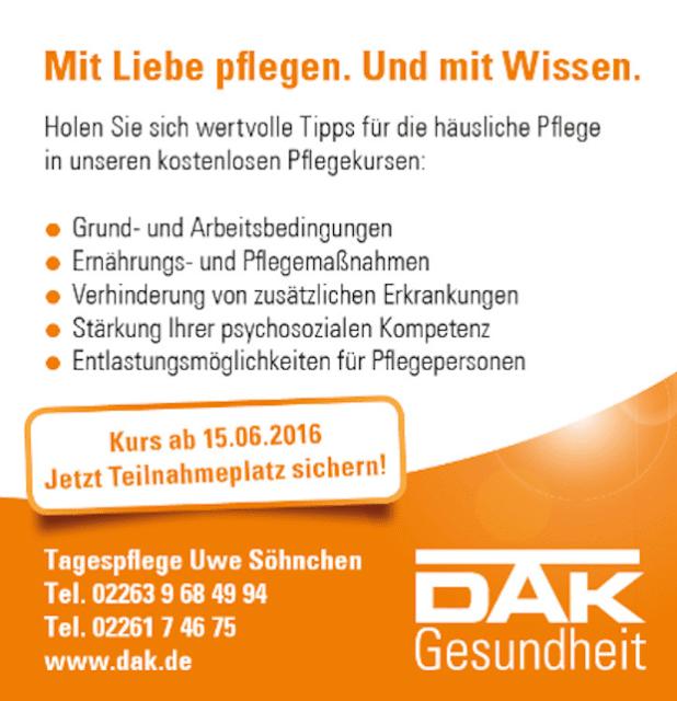Quelle: die alternative Hauskrankenpflege Uwe Söhnchen GmbH