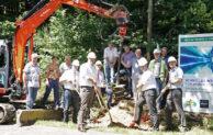 Schnelles Internet für Morsbach: Startschuss für den Glasfaserausbau!