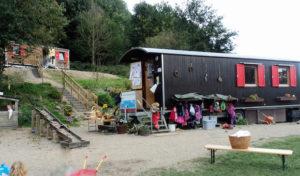 Offene Tür im Johanniter-Waldkindergarten Lindlar